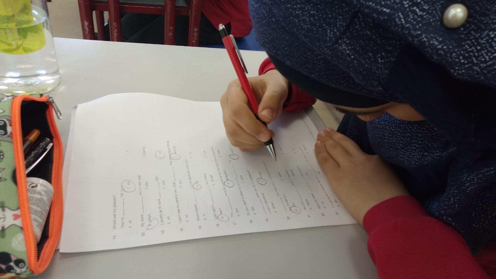 ENGLISH PLACEMENT TESTİ