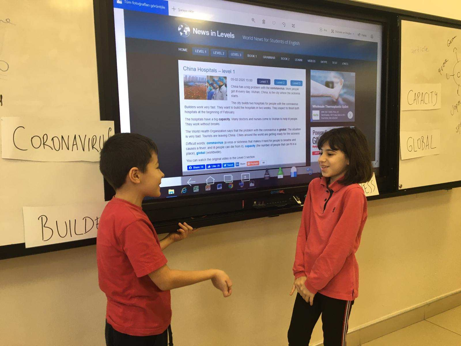 World News for Young Learners