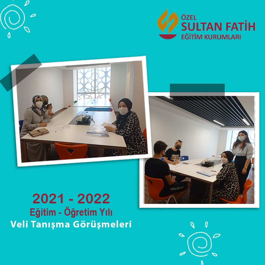 2021-2022 Eğitim Öğretim Yılı Veli Tanışma Görüşmeleri