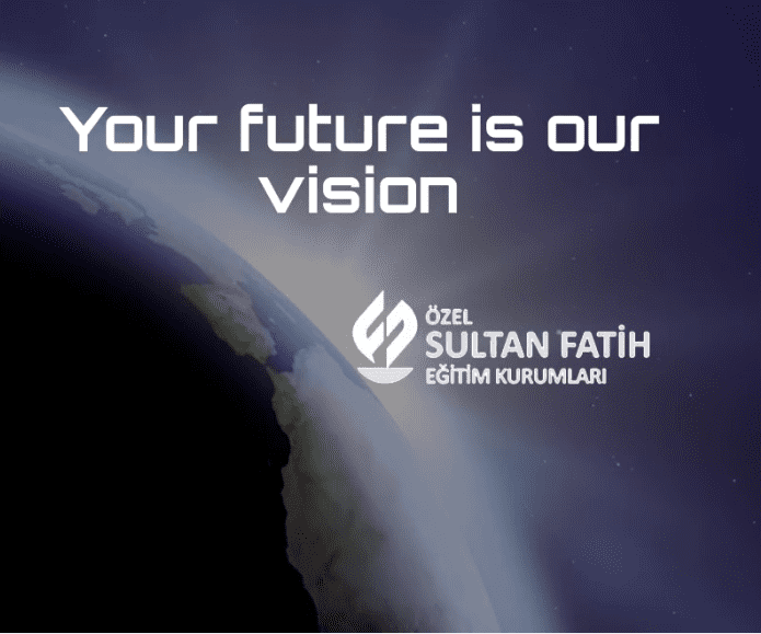 YOUR FUTURE IS OUR VISION
