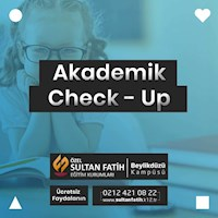 AKADEMİK CHECK-UP