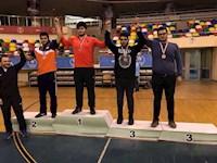Güreşte İstanbul üçüncülüğü