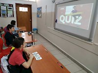 QUIZ CONTEST FOR 5TH GRADERS