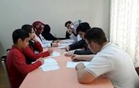 PASCAL İngilizce Matematik yarışmasına hazırlık